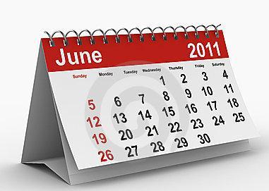 ACTIVIDADES JUNIO 2011